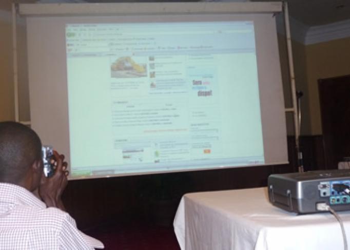 Lancement officiel de Immordc.net, portail Internet sur l'immobilier au Congo