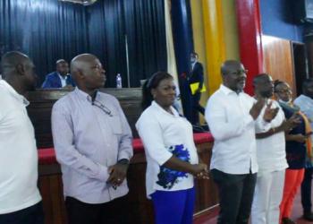 ONA RD Congo : Les Architectes décident à la majorité absolue d'entériner l'élection du nouveau conseil élu