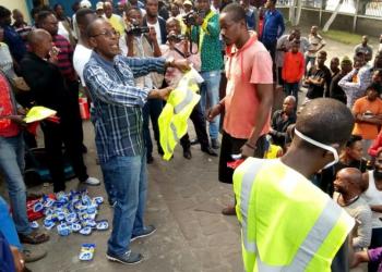 Opération Kin bopeto : Matete déterminée à rester la commune pilote