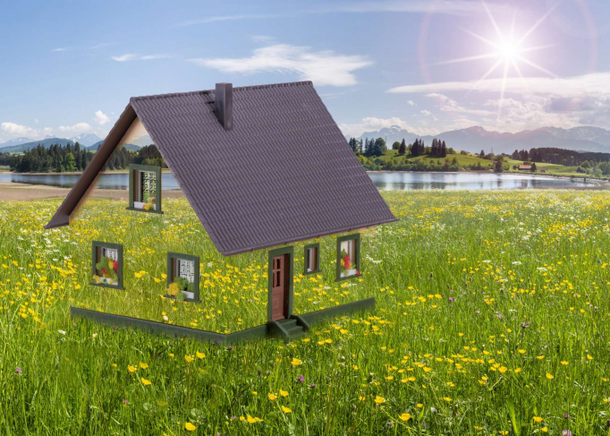 12 astuces simples et efficaces pour construire une maison écologique