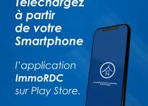 ImmoRDC - Une nouvelle application Android pour vous faciliter l'immobilier et la vie